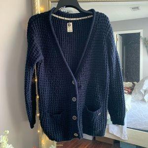 Pacsun chunky knit cardigan